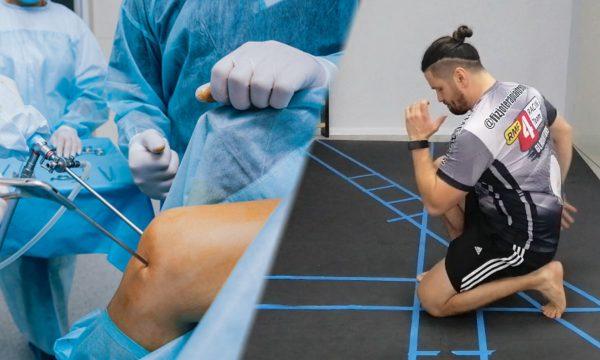 Artroskopia kolana – 4 etapowy plan działania